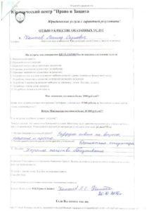 otzyv 20.10.2016 Kamenev Leonid Sergeevich