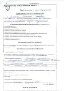 otzyv 21.09.2016 Mishenko Nataliay Ur'evna