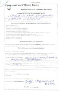 otzyv 21.10.2016 Farzalieva Elena Zameddinovna