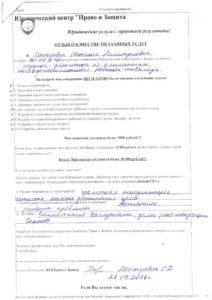 otzyv 28.09.2016 Doktorovich Svetlana Dmitrievna